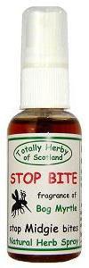 Natural midge repellent